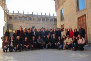 El president de la Generalitat de Catalunya i el conseller de Cultura reben  els guanyadors dels Premis Enderrock 2017