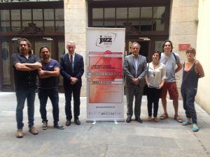 Es presenta la 17a edició del Festival de Jazz de Girona
