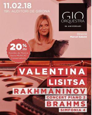 La GIOrquestra celebra el 6º aniversario con un concierto en el Auditori de Girona