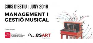 Curs de management i gestió musical