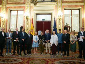 El Congreso de los Diputados aprueba por unanimidad el informe sobre el Estatuto del Artista