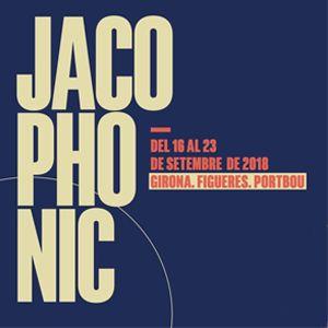 La segunda edición del Festival Jacophonic, Festival de Músicas actuales y Jacophonías, tendrá lugar entre el 16 y el 23 de septiembre