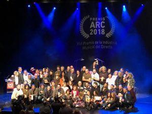 L'Orquestra Cimarron, Dr. Calypso i Hotel Cochambre guanyen els Premis ARC a la millor gira per festes majors