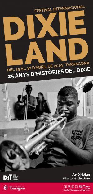 El Festival de Dixieland de Tarragona celebra 25 años de vida