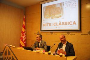 Es presenta a Girona la 8a edició del Festival Nits de Clàssica