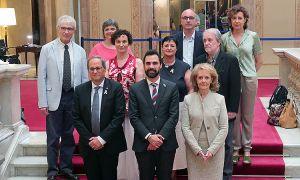 El Parlamento renueva los cargos del CoNCA