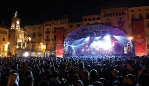Empieza el 31 Mercat de Música Viva de Vic