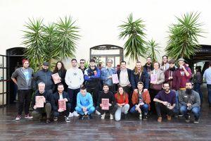 Recta final dels Premis Enderrock 2020. Oques Grasses, Ginestà, Miqui Núñez i Rosalia, principals finalistes