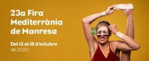 La 23a Fira Mediterrània de Manresa tindrà lloc del 13 al 18 d'octubre 2020